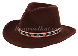 cowboy hat wool felt hat