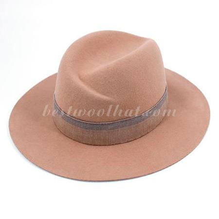 7279ba71b2a6d Wool Felt Hat Manufacturer